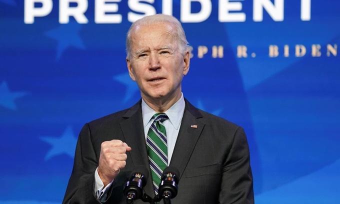 ÔngJoe Biden.