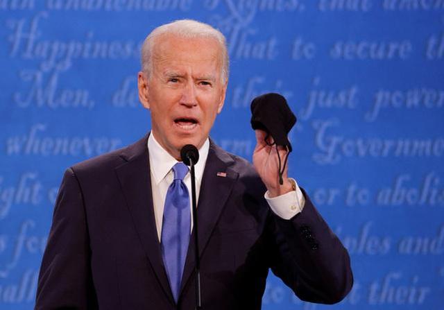 Tổng thống Mỹ Joe Biden (Ảnh: Reuters)