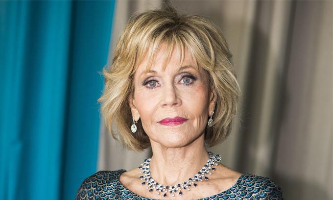 Minh tinh Jane Fonda. Ảnh: NPR.
