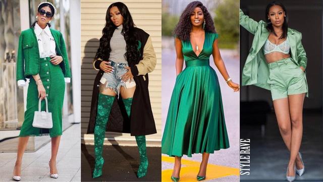 Màu sắc trang phục ảnh hưởng đến tâm lý phái đẹp như thế nào?
