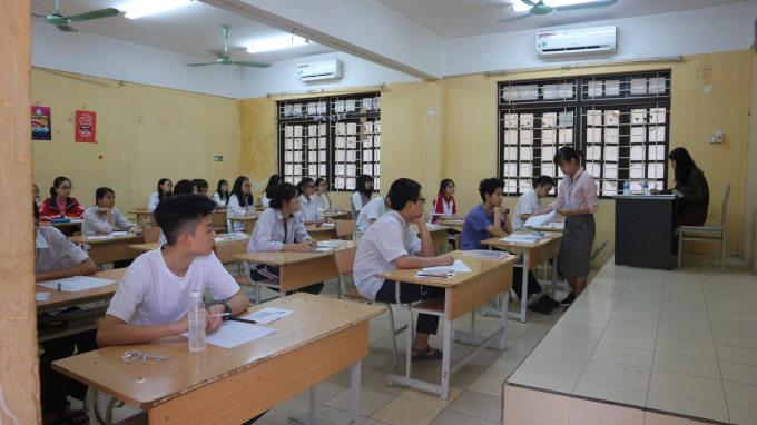 Sở GD-ĐT Hà Nội đề xuất thi 4 môn tuyển sinh vào lớp 10