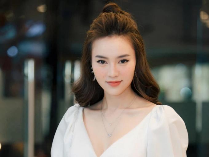 Diễn viên Ninh Dương Lan Ngọc.