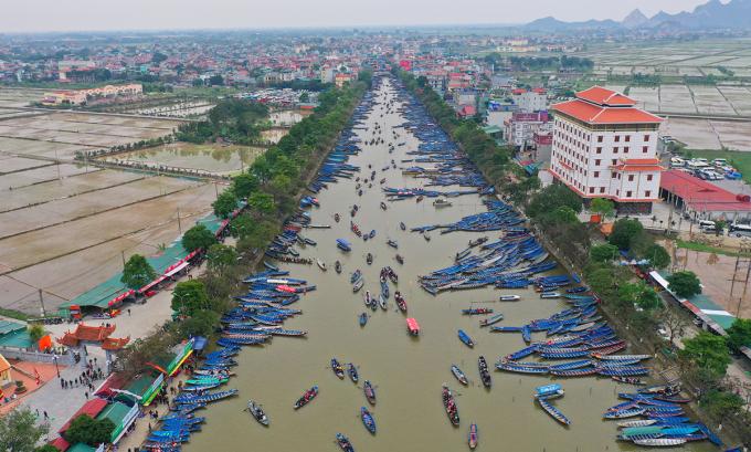 UBND Hà Nội cho phép mở cửa danh thắng chùa Hương từ ngày 13/3