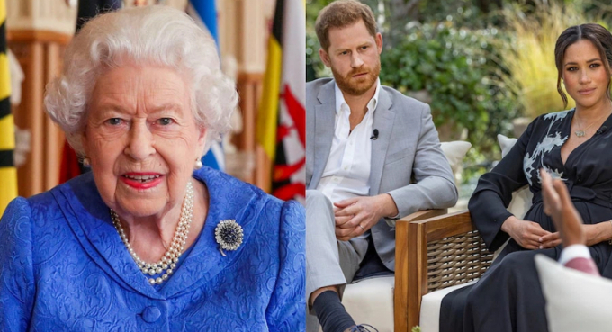 Nữ hoàng Anh tuyên bố sẽ xem xét vấn đề kỹ lưỡng và theo cách riêng tư