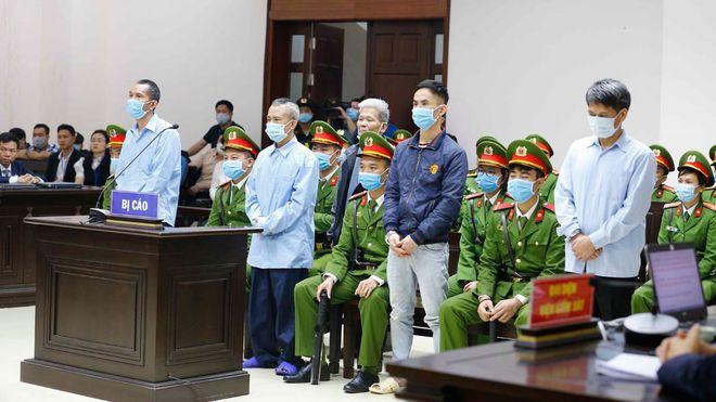 HĐXX tuyên y án sơ thẩm đối với 6 bị cáo trong vụ án Đồng Tâm
