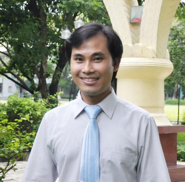 GS.TS Phan Thanh Sơn Nam.