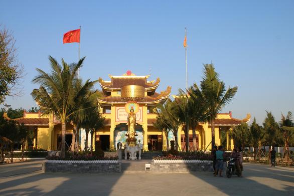 Chi hội Hưng An Tự ở huyện Tánh Linh, Bình Thuận - Ảnh: ĐỨC TRONG