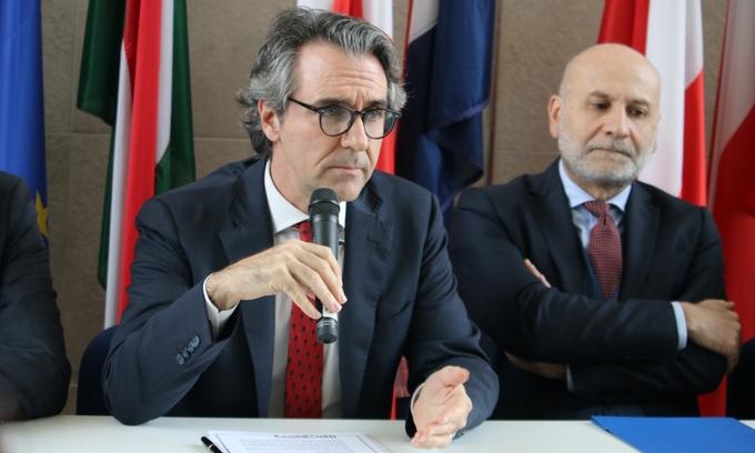 Đại sứ EU tại Việt Nam Giorgio Aliberti