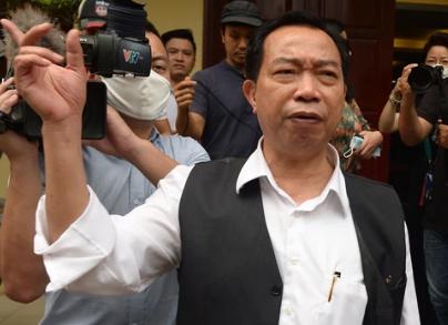 Bác sĩ Vương Văn Tịnh.