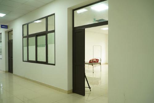 Căn phòng nơi Quý tổ chức