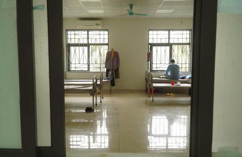 Khu điều trị bệnh nhân tại Bệnh viện tâm thần Trung ương I