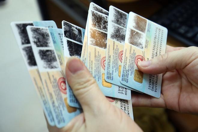 Hà Nội lập tổ kiểm tra bí mật về vi phạm khi làm thẻ CCCD