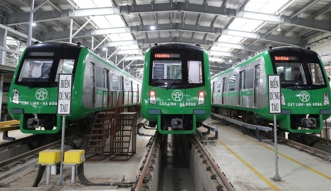 Quy trình hoạt động của tuyến đường sắt Cát Linh - Hà Đông