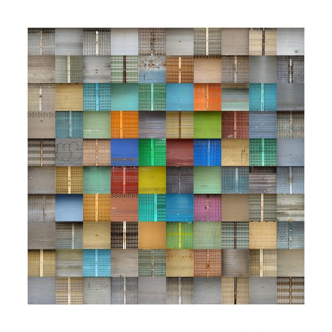 """""""Prancing Patterns - Vũ điệu Hoa văn"""": Cuộc 'hôn phối' độc đáo giữa hội họa và nhiếp ảnh"""