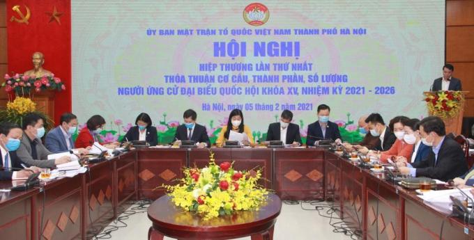 6 người của TP Hà Nội ứng cử ĐBQH xin rút, 1 người bị tạm giam