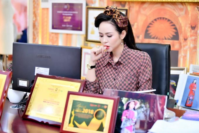Doanh nhân Bùi Thanh Hương.