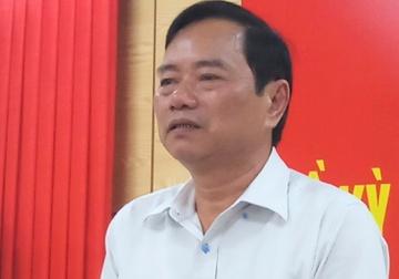 Ông Đinh Quý Nhân, nguyên Giám đốc GD&ĐT Quảng Bình. Ảnh: Q.P.