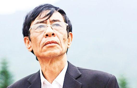 Nhà thơ Hoàng Nhuận Cầm.