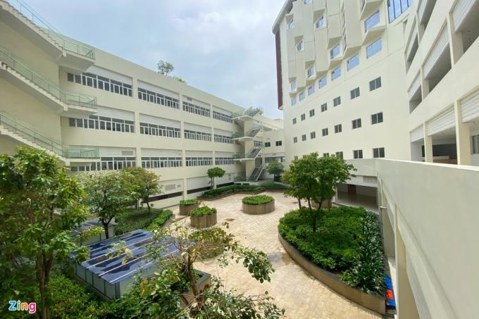 Bệnh viện Ung bướu cơ sở 2 thưa thớt bệnh nhân, ngày chưa đến 100 lượt khám