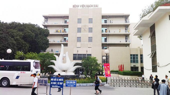 Bộ Công an yêu cầu BV Bạch Mai trả lại tiền cho 86 bệnh nhân