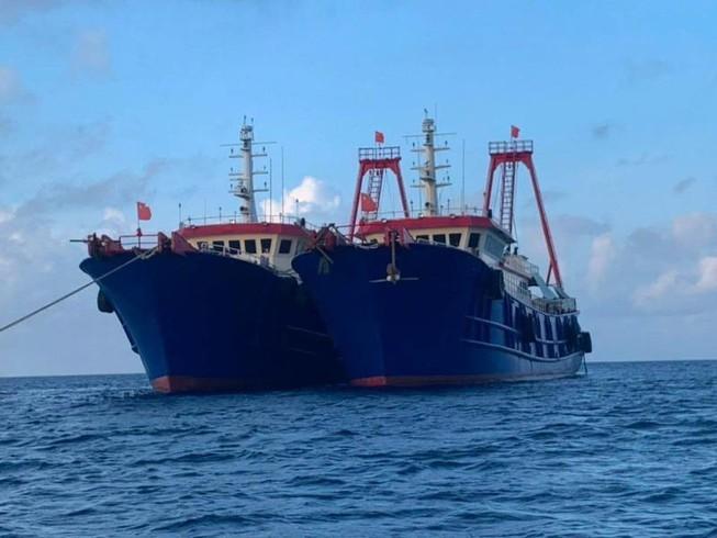 Philippines tiếp tục gửi 2 công hàm phản đối sự hiện diện phi pháp của tàu Trung Quốc tại Biển Đông