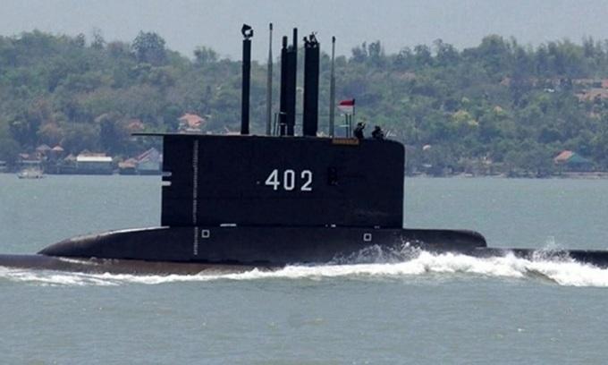 Hy vọng giải cứu hơn 50 người trên tàu ngầm Indonesia mất tích đã tiêu tan