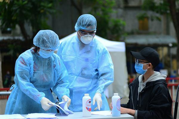 Việt Nam gần 47.000 người được tiêm vắc-xin phòng Covid-19 trong một ngày
