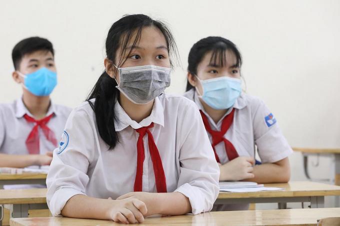 Học sinh Hà Nội sẽ chính thức được nghỉ học từ ngày 4/5