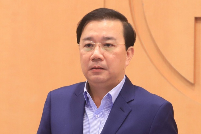 Phó chủ tịch Hà Nội Chử Xuân Dũng.