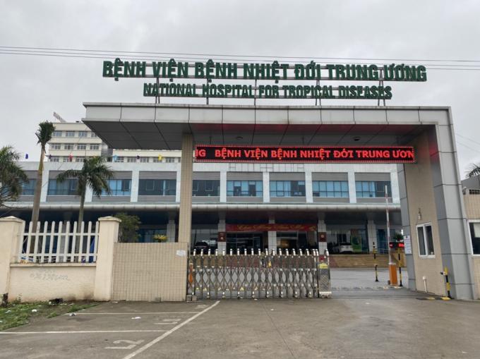 Thêm 8 ca nhiễm Covid-19 tại Bệnh viện Bệnh Nhiệt đới Trung ương