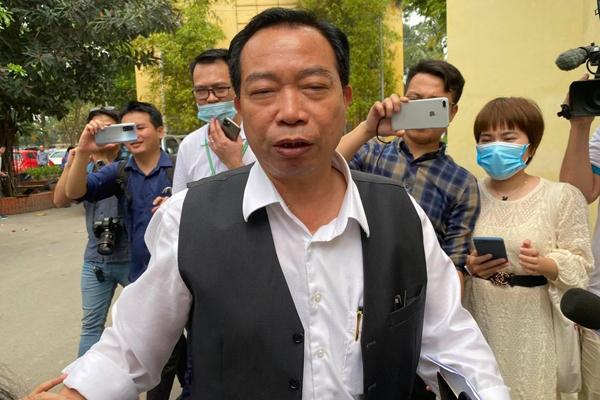 Ông Vương Văn Tịnh.