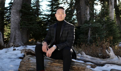 John Huynh, thành niên gốc Việt 27 tuổi. Ảnh: We Are Resonate