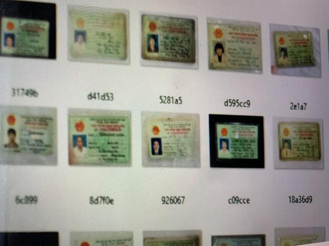Hàng nghìn CMND Việt rao bán trên mạng có nguồn gốc từ đâu?