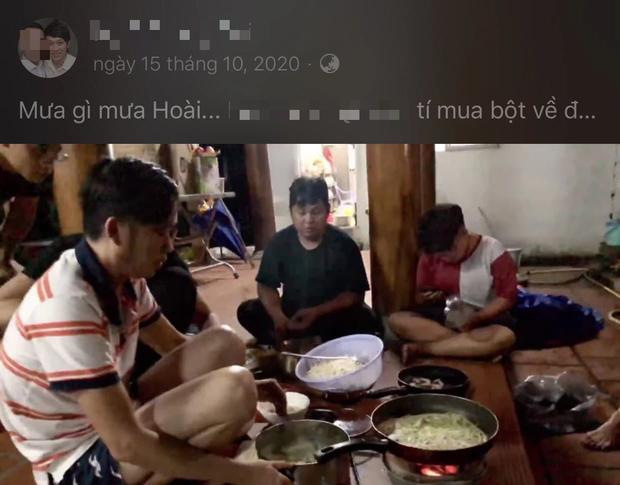 Hình ảnh được cho là NS Hoài Linh tụ tập ăn uống cùng bạn bè vào ngày 15/10/2020