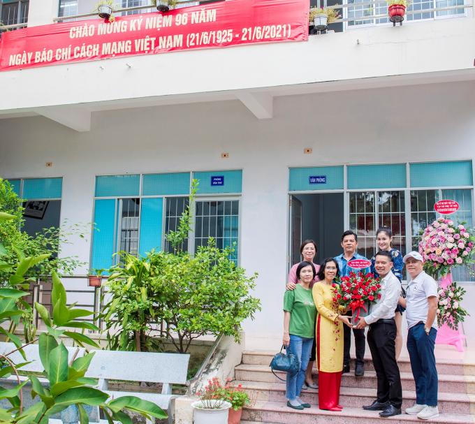 Lễ ra mắt Văn phòng PVTT Khu vực Nam Trung bộ của Tạp chí Phụ Nữ Mới hướng đến chào mừng kỷ niệm 96 năm ngày Báo Chí Cách mạng Việt Nam