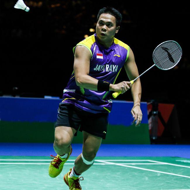 Kido là huyền thoại cầu lông của Indonesia.