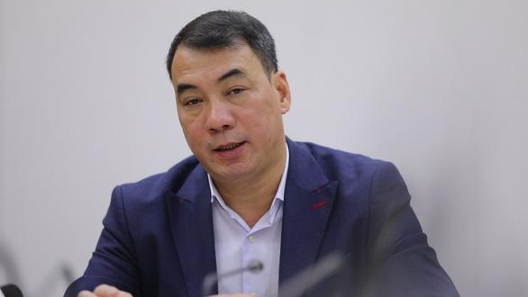Ông Nguyễn Ngô Quang - phó cục trưởng Cục Khoa học công nghệ và đào tạo (Bộ Y tế)