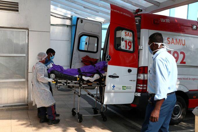Brazil rơi vào khủng hoảng dịch Covid-19 vì người dân kén chọn vaccine