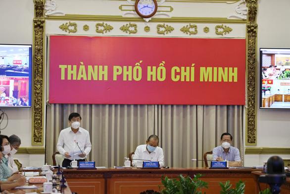 Thứ trưởng Bộ Y tế: TP.HCM sẽ được phân bổ thêm 1 triệu liều vắc xin COVID-19