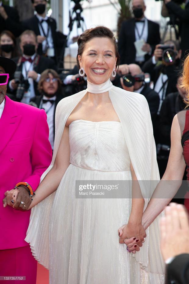 Nữ diễn viên Maggie Gyllenhaal