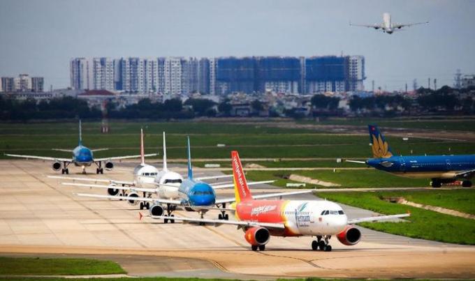 Hạn chế các chuyến bay chở hành khách đi/đến TP Hồ Chí Minh