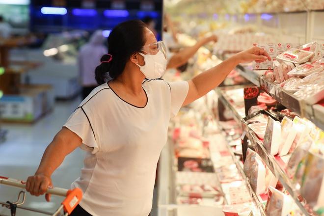 Giá thực phẩm ở các siêu thị có sự chênh lệch giữa cùng mặt hàng?