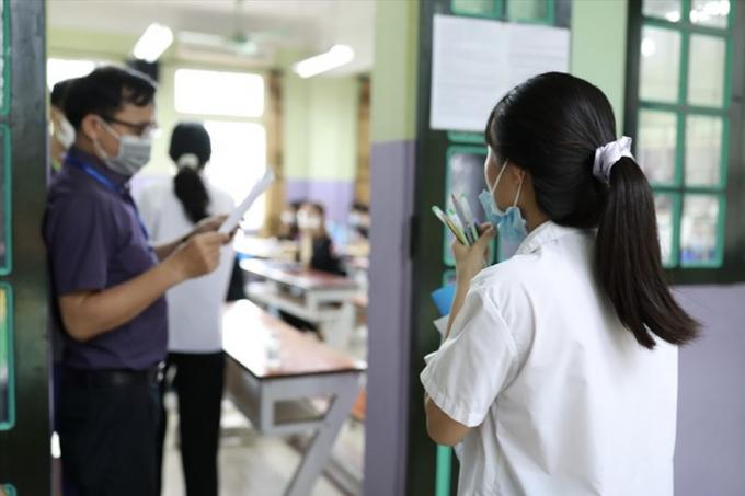 Các tỉnh, thành công bố điểm thi tốt nghiệp THPT