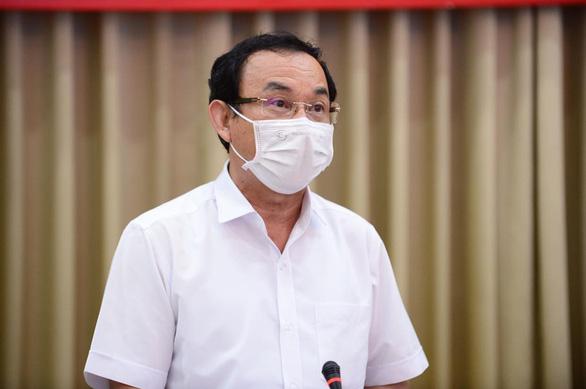 Ông Nguyễn Văn Nên - bí thư Thành ủy TP.HCM - Ảnh: QUANG ĐỊNH