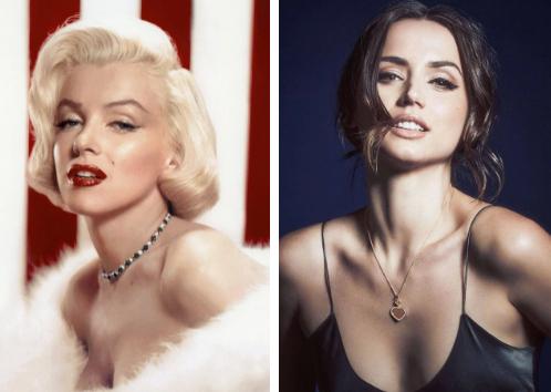 Nữ diễn viênAna de Armas được lựa chọn hóa thân thànhMarilyn Monroe trong bộ phim của Netflix