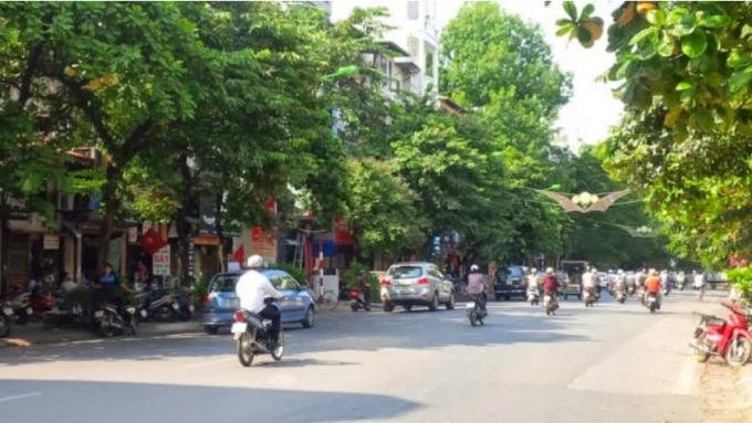 Phố Huế nay (Ảnh: Trang Thông tin điện tử phường Phố Huế)