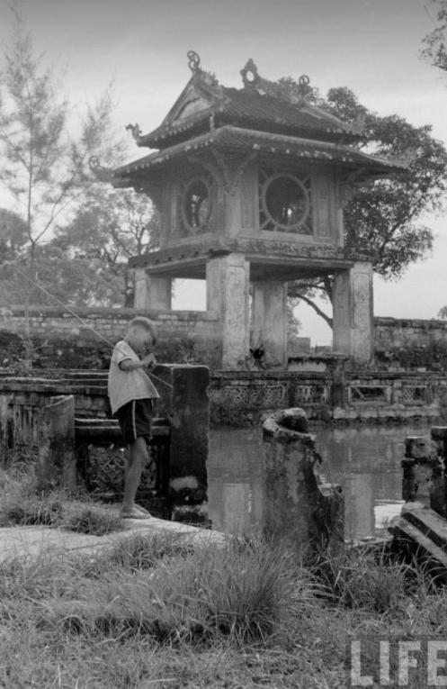 Khuê Văn Các xưa