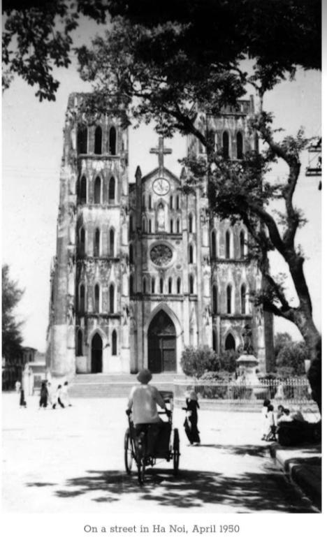 Nhà thờ Lớn năm 1950