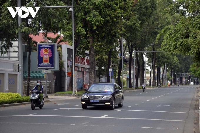 Đường Điện Biên Phủ - Quận 3.