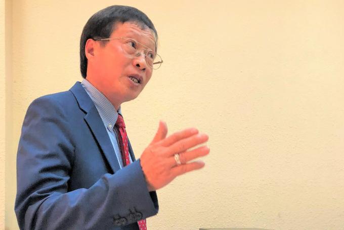 Luật sư Nguyễn Vân Nam